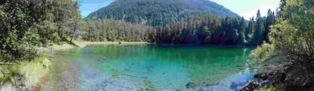 2020: Eine Seentour in Österreich (August)